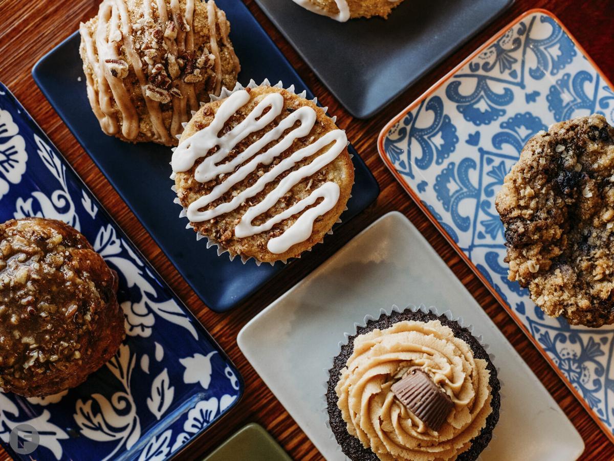 The Corner Cup Micro-Bakery Treats