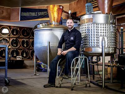Missouri Craft Distillers Guild David Weglarz