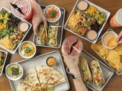 Tacos 4 Life spread