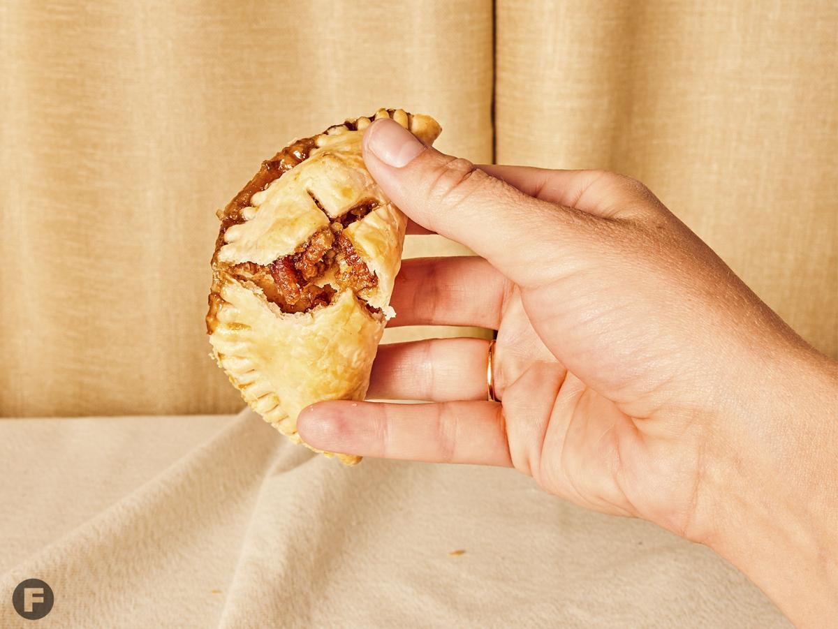 Pecan Hand Pies filling