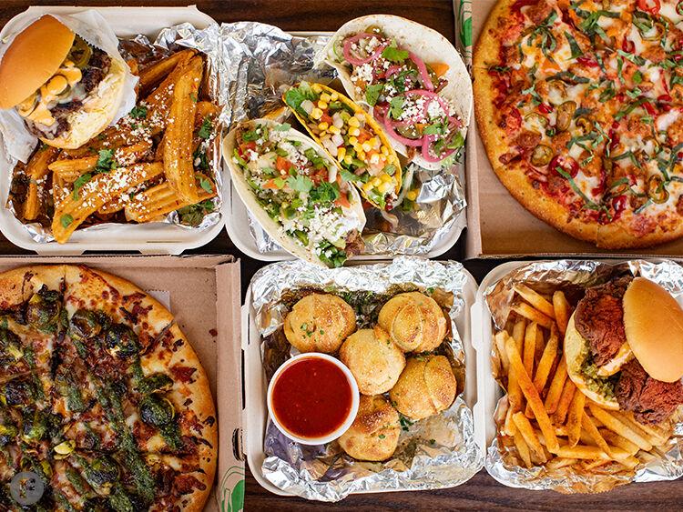 Pi Pizzeria & ¡Rico! Mexican Dishes