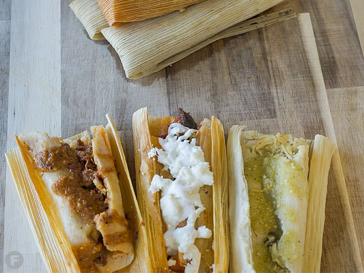 Red Kitchen Tamales
