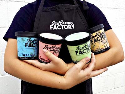 Ice Cream Factory Pints