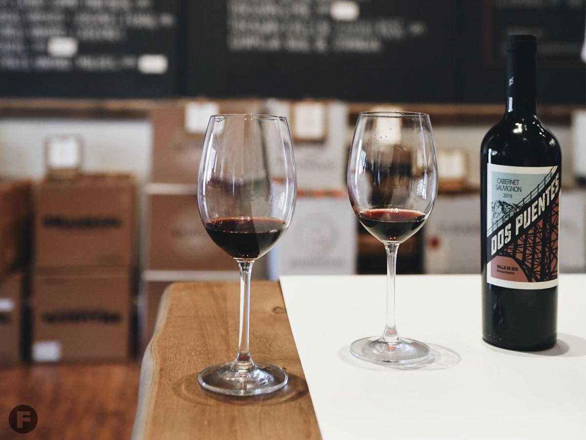 Marco Polo wine glasses