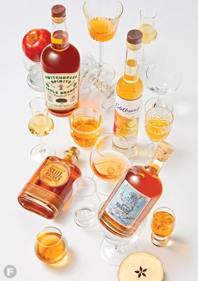 Apple Brandies