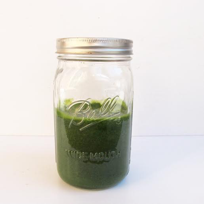 PuraVegan Green Machine Smoothie