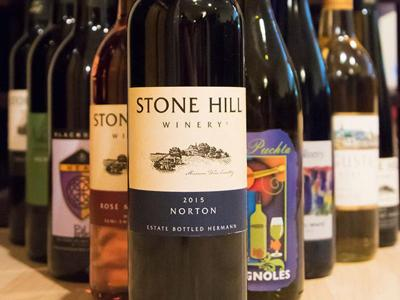 Stone Hill Winery 2015 Norton