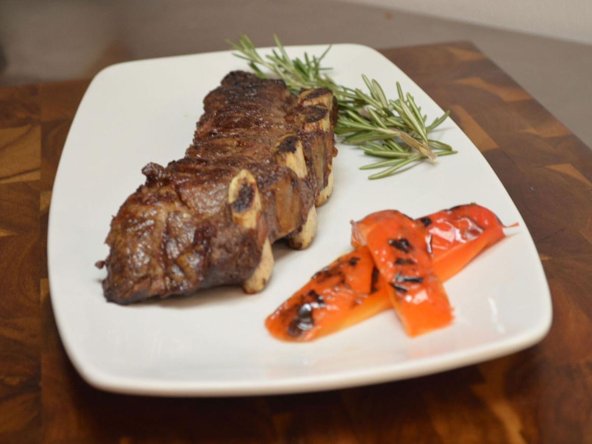 Asador Del Sur beef ribs