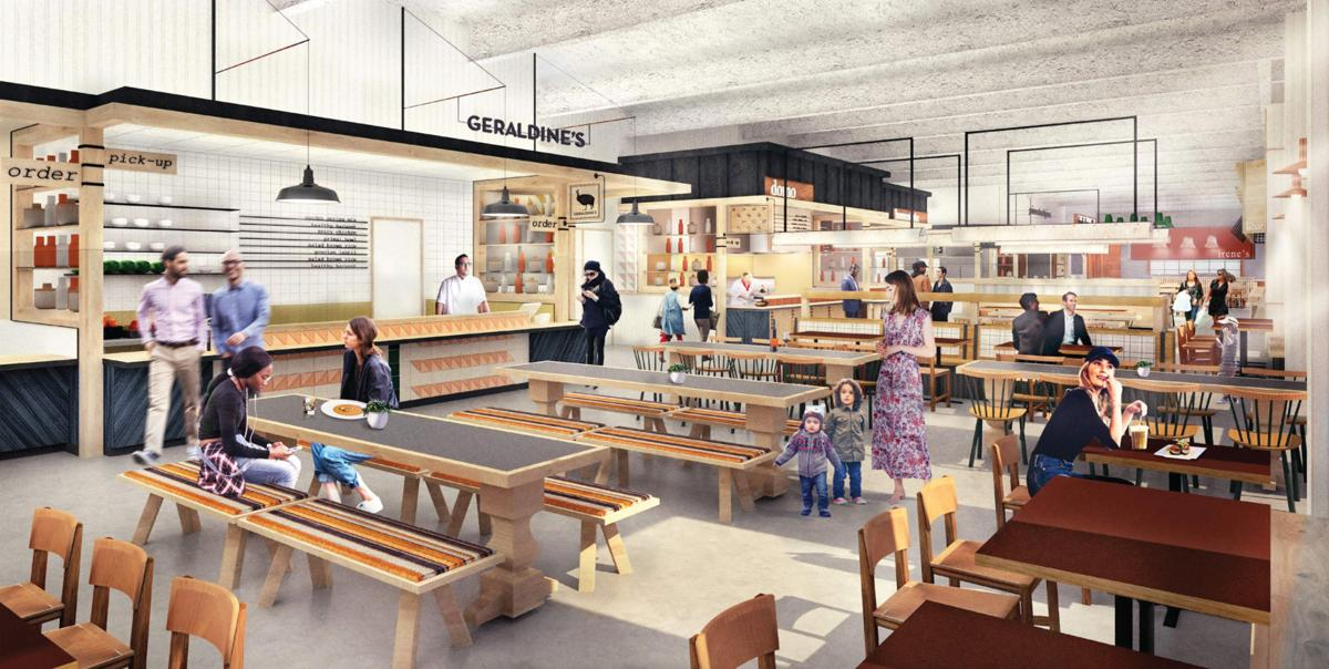 Strang Hall, a New Food Hall and Culinary Incubator, to Open