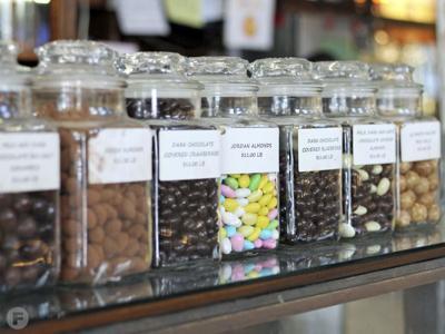 Crown Candy Kitchen candies