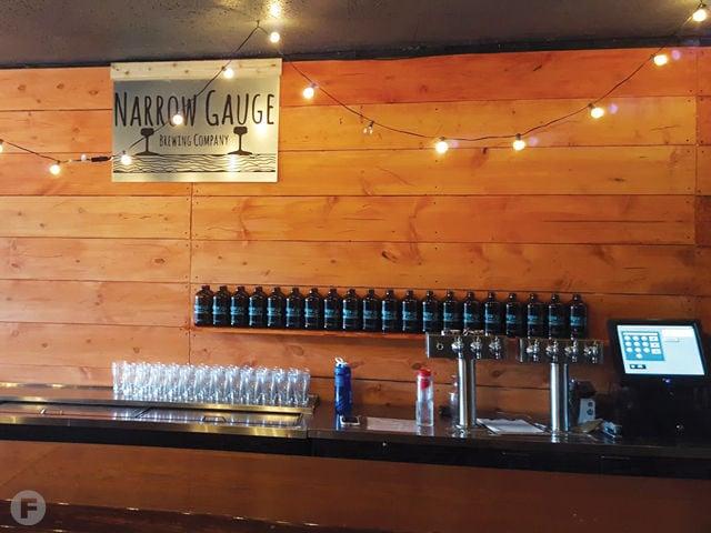 Narrow Gauge Brewing Co.