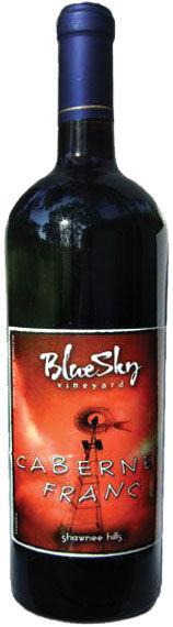 Blue Sky Vineyard: Cabernet Franc 2011