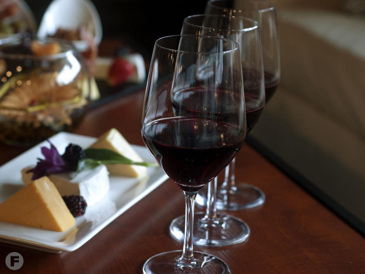 Cellar + Plate Wines