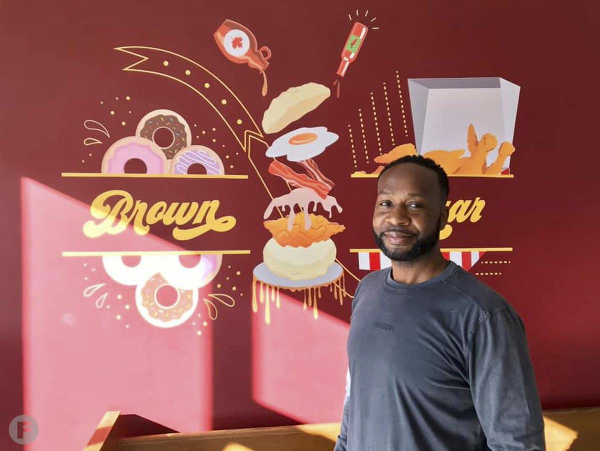 Brown Sugar Chicken & Donuts Owner Jamaal Lites