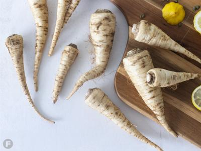 Mystery Shopper Parsley Root