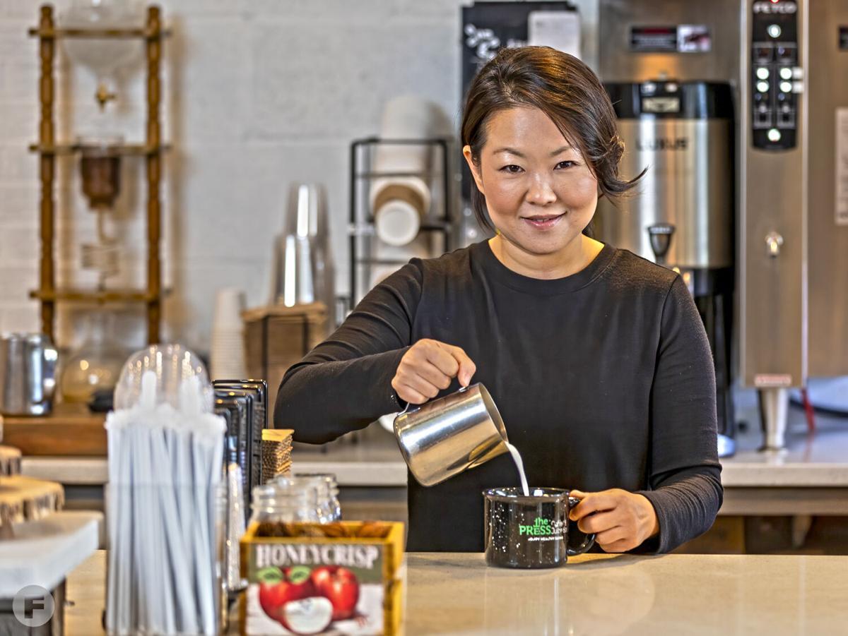 The Press Coffee & Juice Bar Alice Oh