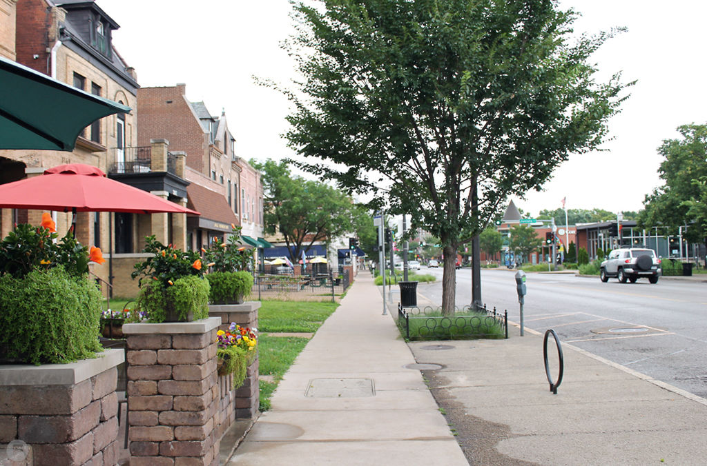 Feast on St. Louis – South Grand: Streetscape
