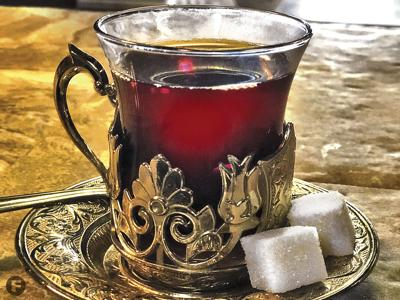 The Mediterranean Turkish Tea