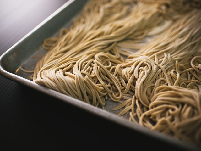 Beijing-Style Hand-Pulled Noodles