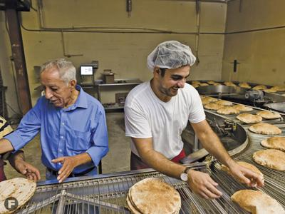 Cham Bakery Owners