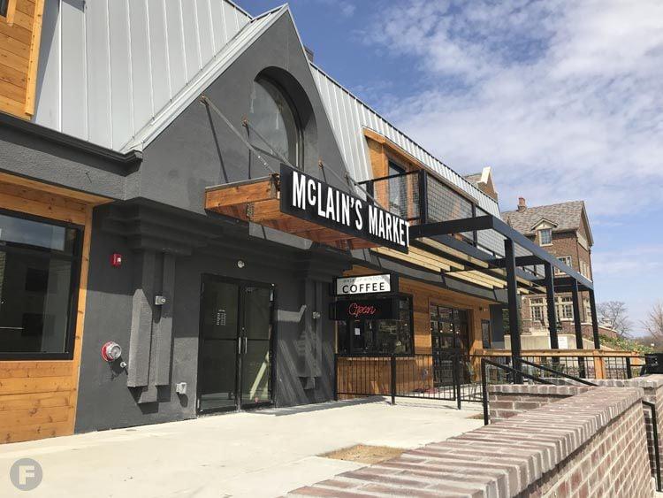 Mclain S Market Opens In The Former Jayhawk Bookstore