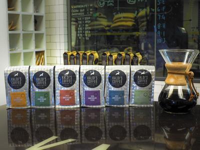 Kaldi's Coffee Roasting Co. Anniversary Blend
