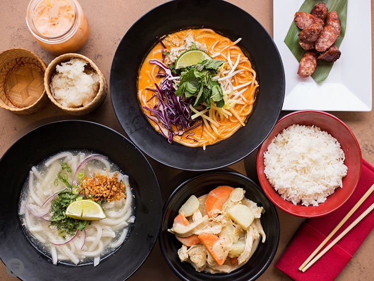 Han Lao Dishes