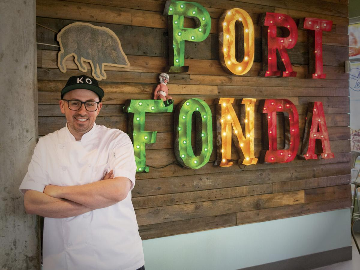 Port Fonda Eric Michael