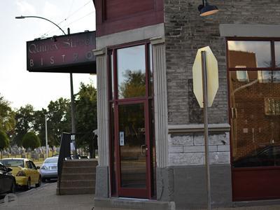 Quincy Street Bistro Exterior