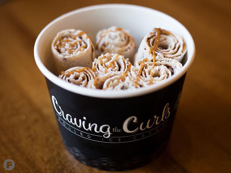 Craving the Curls Ice Cream