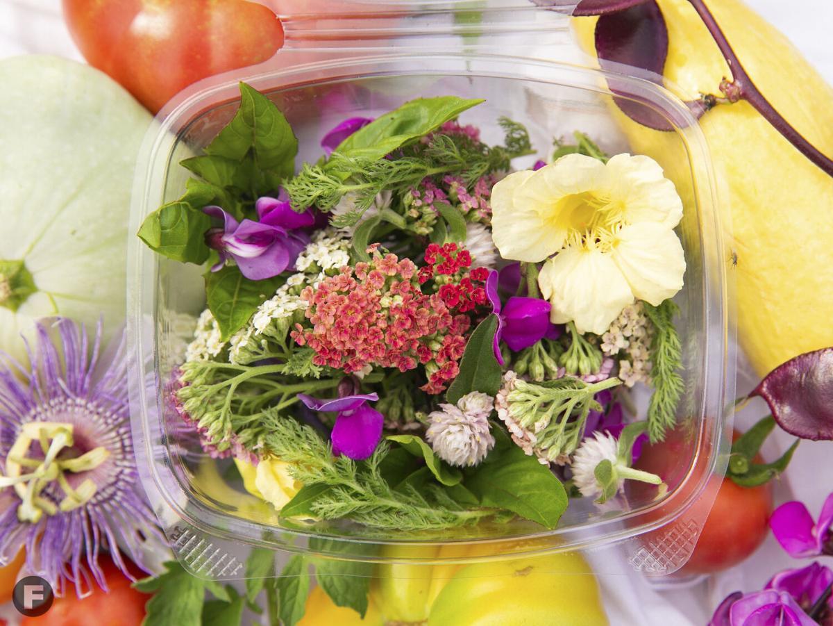 Maypop Flower Farm Edible Flowers