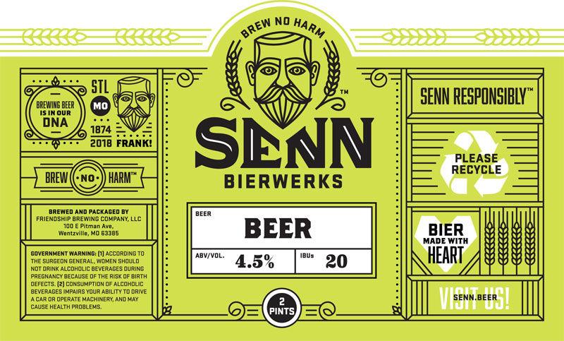 Senn Bierwerks Beer