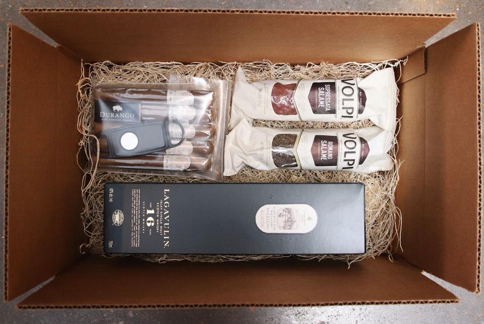 Ron Swanson Gift Box