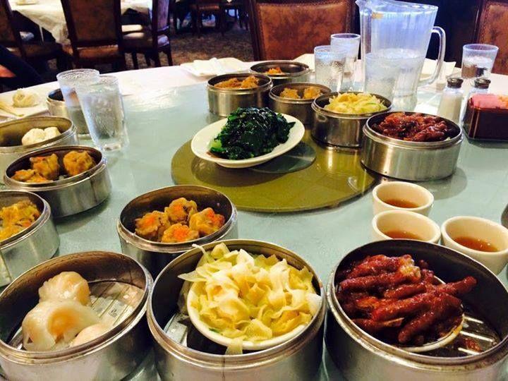 Dim Sum: Mandarin House