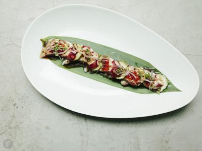 Miga Modern Cuisine Octopus Carpaccio