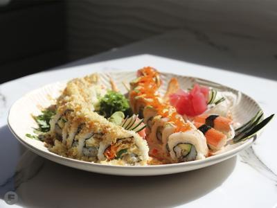 Niji Sushi Bar & Grill Sushi Platter