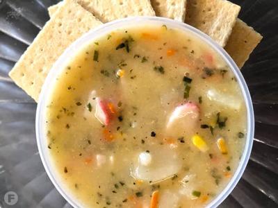 Sweet Kayle Soup & Salad Bar Soup
