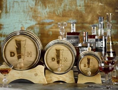 Barrel-Aged Cocktails: Barrels