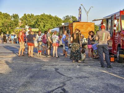 Jefferson City Food Truck Friday