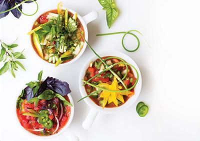 Seed to Table Gazpacho