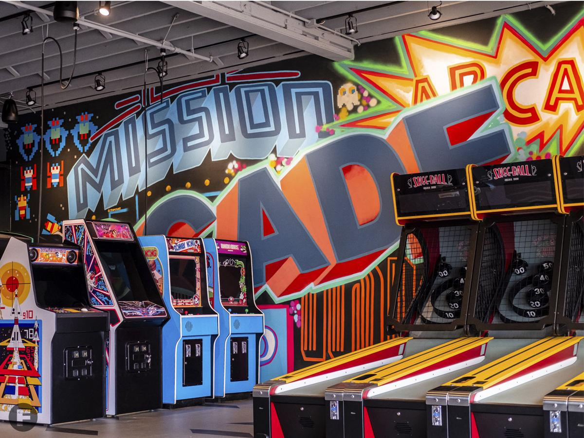 Mission Taco Joint arcade