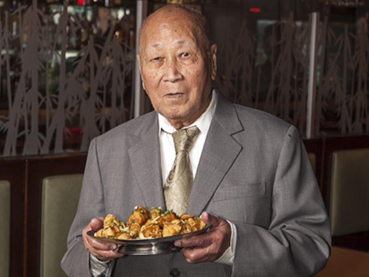 Leong's Asian Diner David Leong