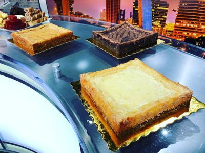 Sweet Pea's Gooey Butter Cake