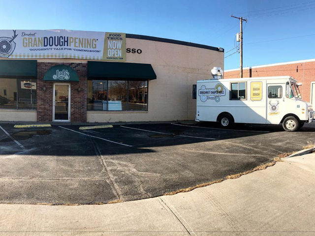 Doughnut Lounge Expands With Second Location and Food Truck in North
