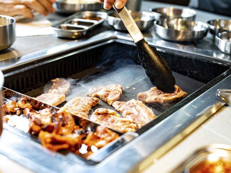 Bawi Korean BBQ Grill