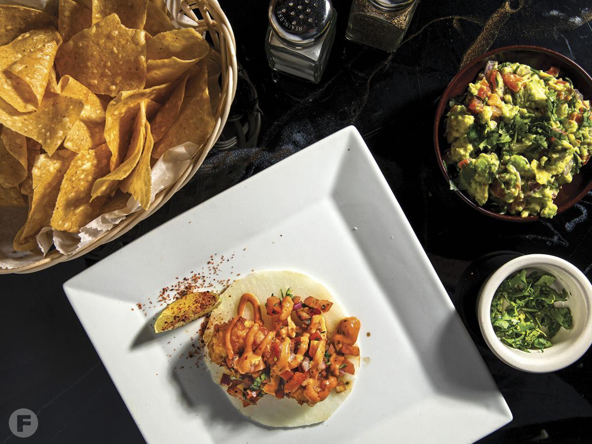Mundos Latin Kitchen and Bar Jicama Tacos