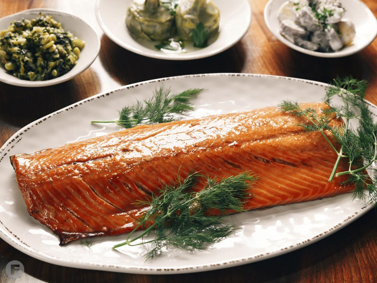 Blu Hwy Salmon