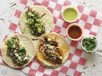Tortillera El Patron Tacos