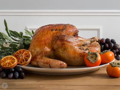 Classic Roasted Turkey