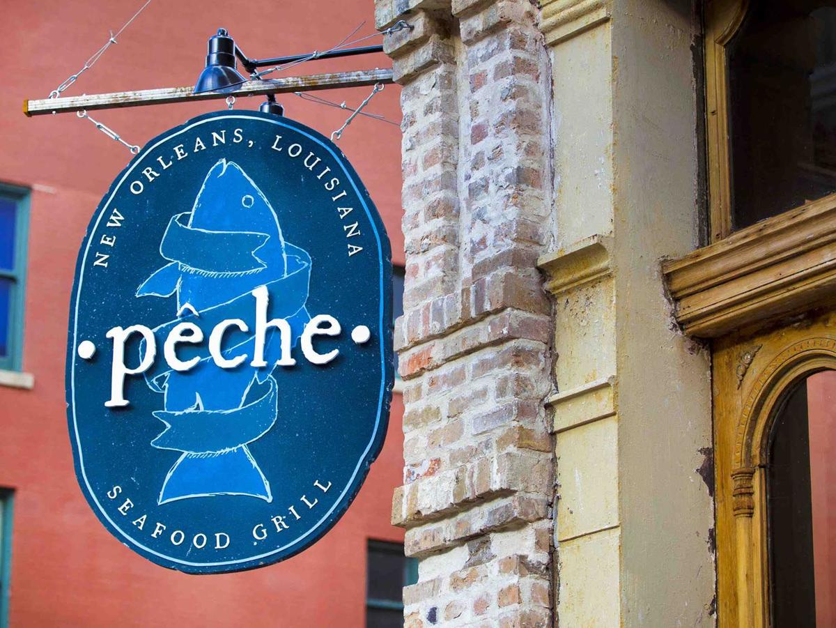 Pêche Seafood Grill Exterior